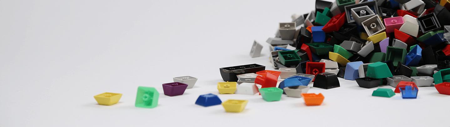Signature Plastics Bulk Keys